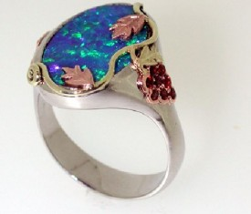Vineyard Ring