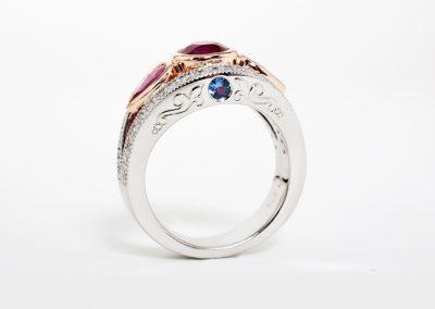 Montana Yogo Sapphire Jewelry Montana Yogo Sapphires For