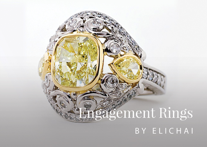 Elichai Custom Engagement Rings