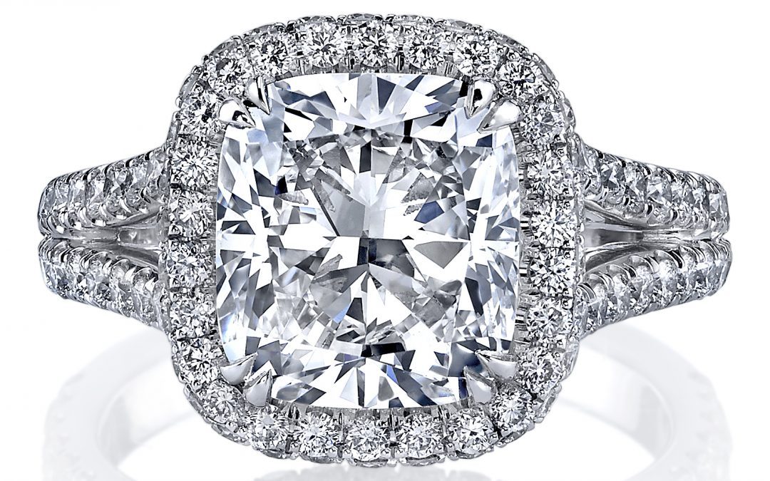Expressing Your Love With a Custom Diamond Engagement Rings